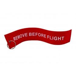 Bandierine Remove Before Flight