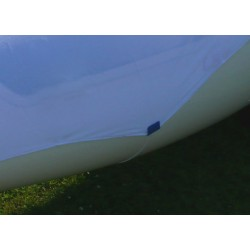 """Dust canopy cover KYP single seat """"B"""" fuselage"""