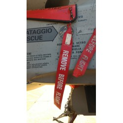 Bandierine Remove Before Flight