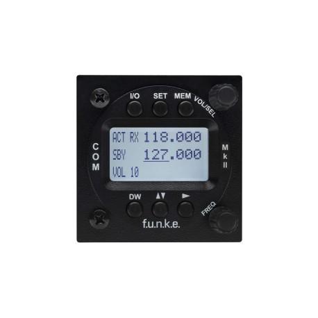 f.u.n.k.e. VHF-radio 8.33kHz/25kHz
