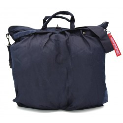 Flight helmet bag without shoulder belt - Navy Blue