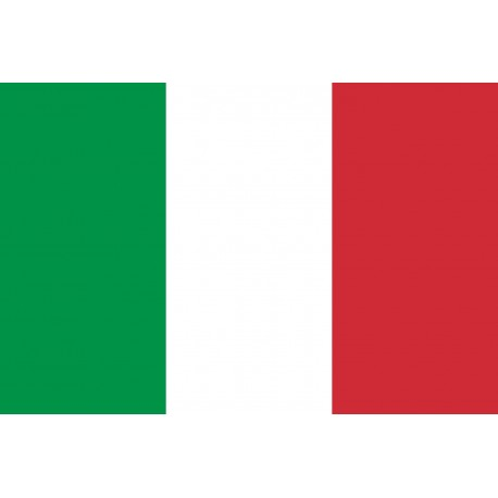 Bandierina adesiva italiana