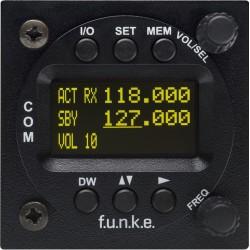 Radio VHF f.u.n.k.e.  8.33kHz/25kHz