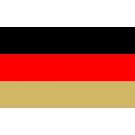 Bandierina adesiva tedesca