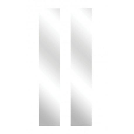 Strisce in pellicola adesiva alta visibilità 10 x 100 cm