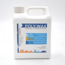 Poly-Wax cleaning an protection wax
