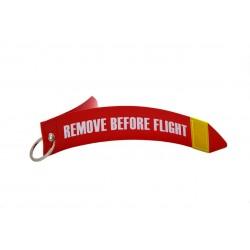 REMOVE BEFORE FLIGHT...