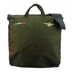Flight helmet bag with...