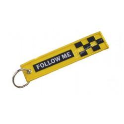 Keychain RUNWAY 18L 36R