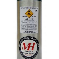 Mountain High cylinders - aluminium AL series