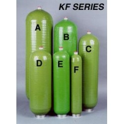 Mountain High cylinders - kevlar KF series