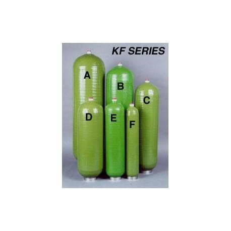 Mountain High cylinders - kevlar KF series