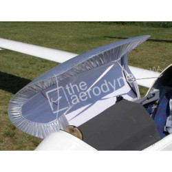 Sun reflective canopy covers