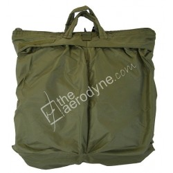 Flight helmet bag - green