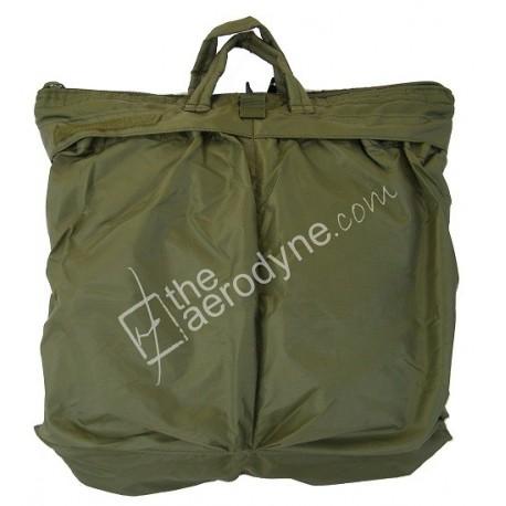Flight Helmet Bag Without Shoulder Belt Green
