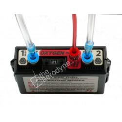 MH O2D2 - Impianto ossigeno portatile Mountain Hig - 2 utenti