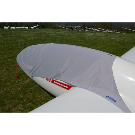 Dust canopy cover KYP for two seater gliders