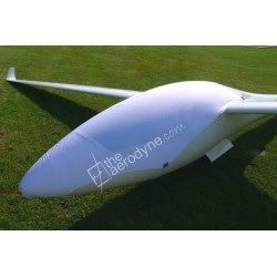 "Dust canopy cover KYP single seat ""B"" fuselage"