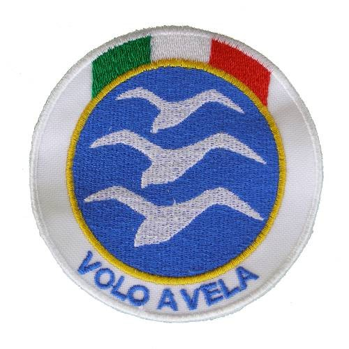 gliding patch tricolore